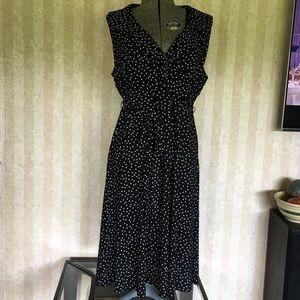 Tommy Hilfiger Polka Dot Dress
